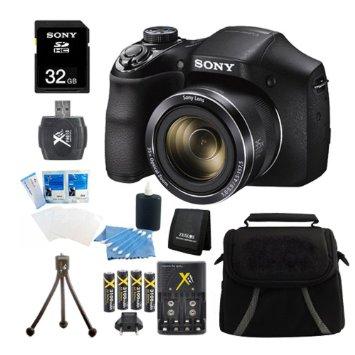 9. Sony DSCH300B