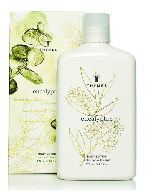 9. Thymes Body Lotion