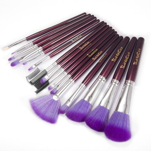9. iLoveCos Makeup Brushes Set