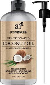 Art Naturals Fractionated Coconut Oil
