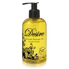 Desire Sensual Massage Oil