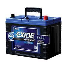 Exide Edge FP-AGM24F