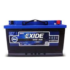 Exide Edge FP-AGML4