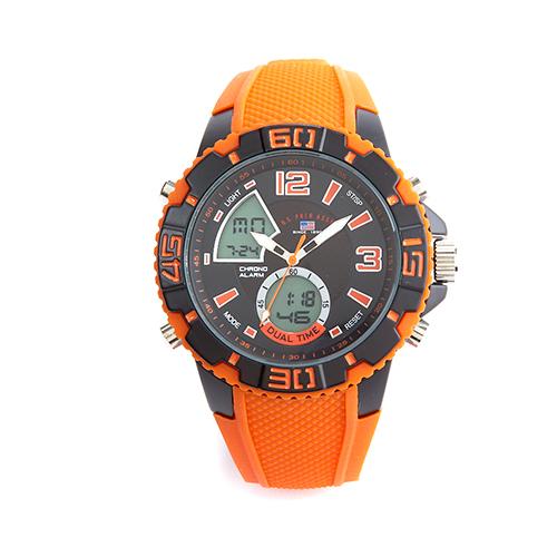 U.S. Polo Assn. Sport Men's US9483 Sport Watch