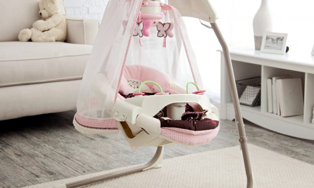 Top 10 Best Baby Swings of 2019