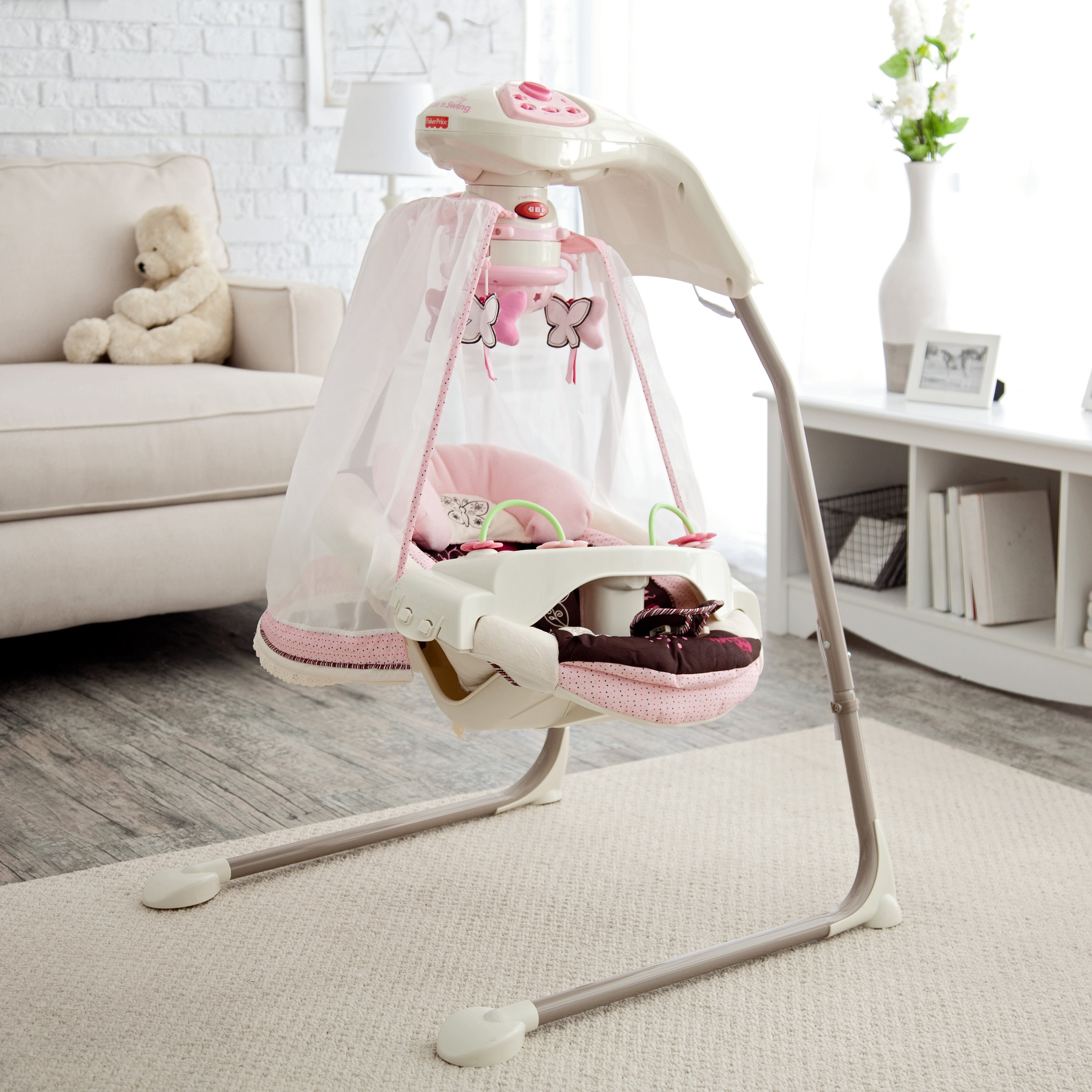 ᐅ Best Baby Swings Reviews Compare Now