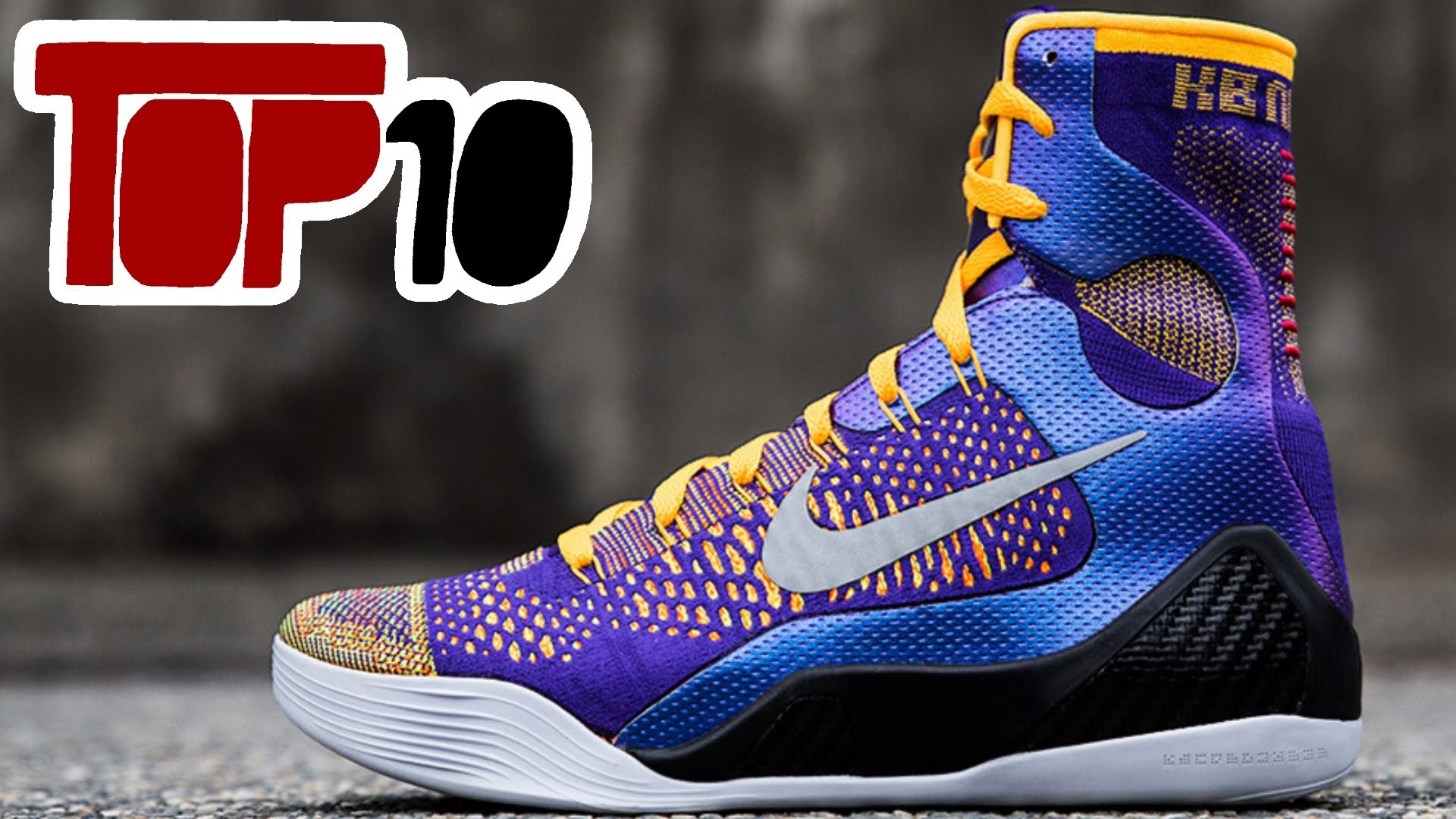 ▷ Top 10 Best Basketball Shoes of 2017 ⇒ Top10Geeks.com