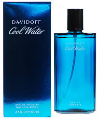 Cool Water By Davidoff For Men. Eau De Toilette Spray