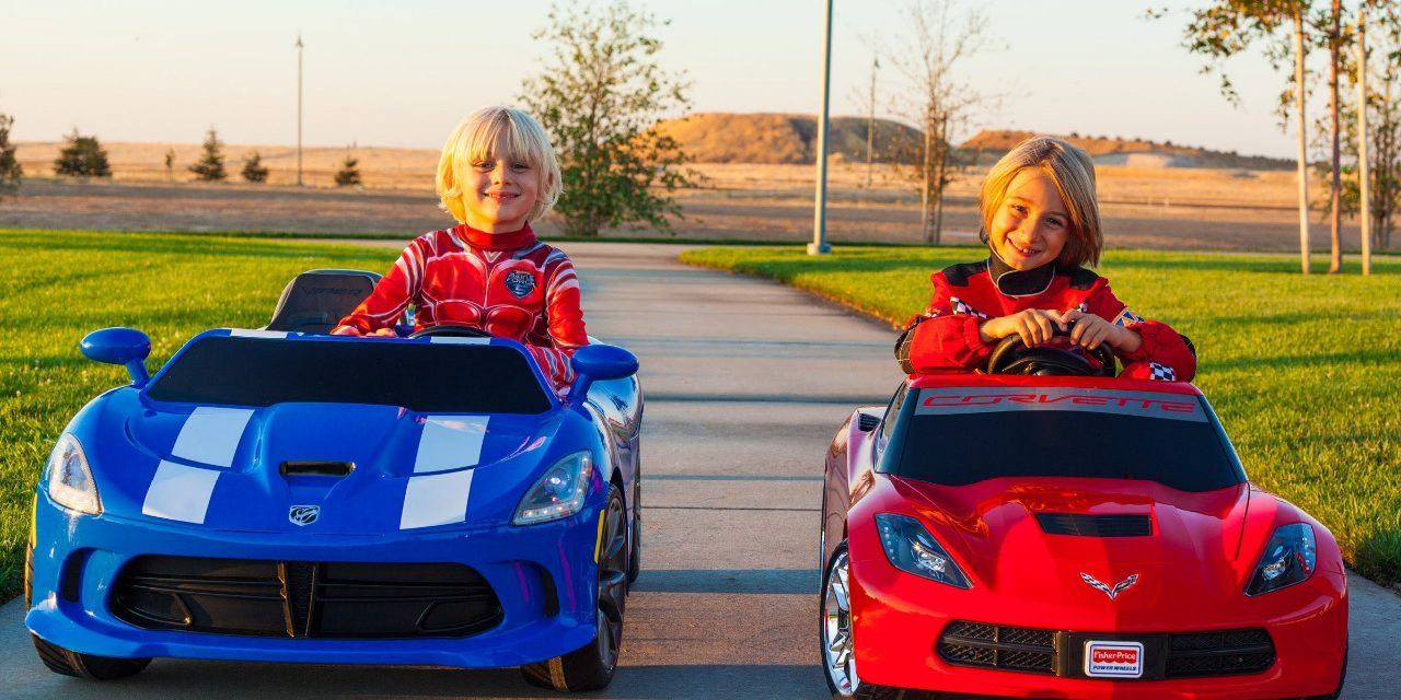 Top 10 Best Electric Cars for Kids of 2017