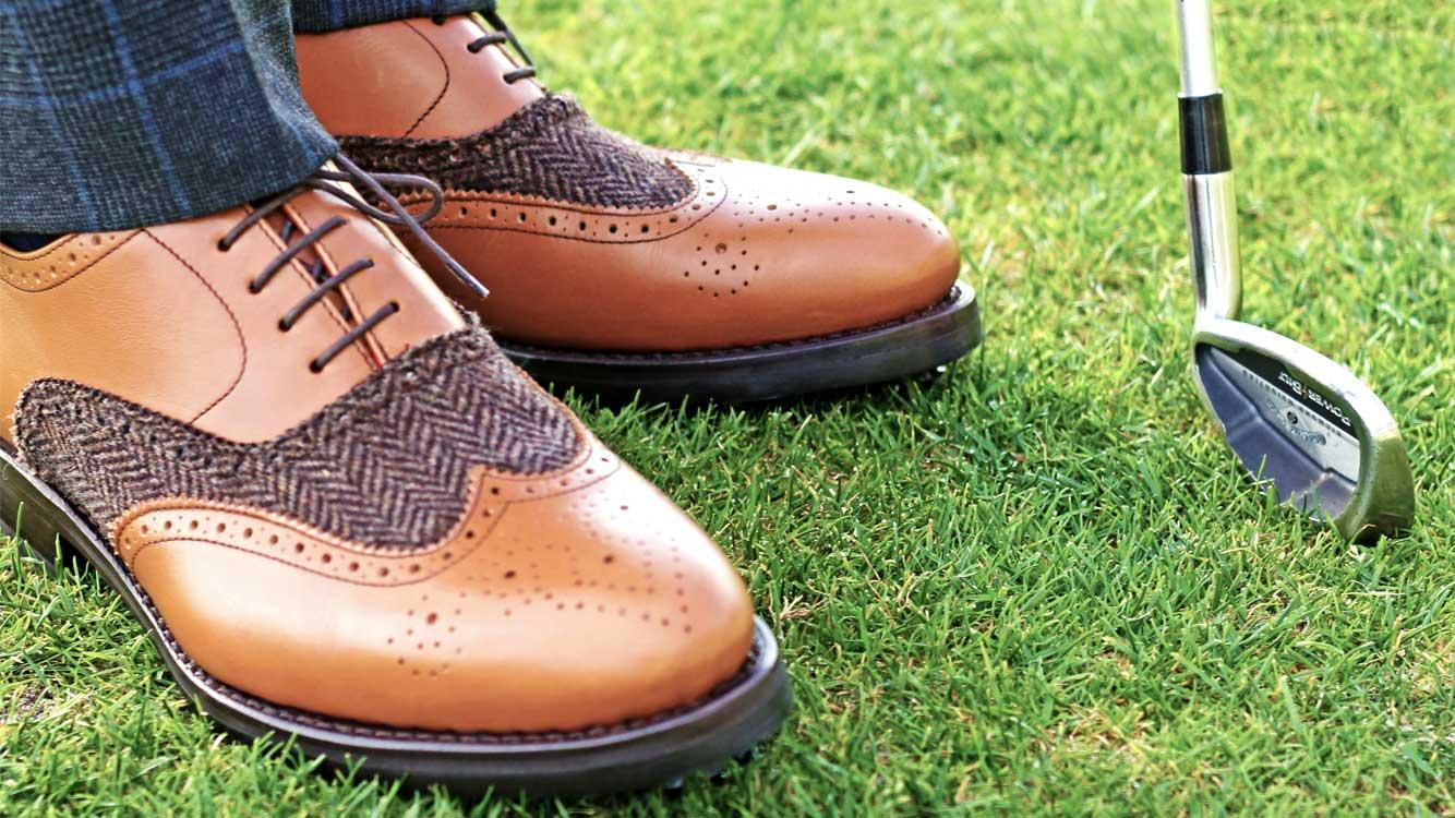 Spring Shoe Guide Best Men's Golf Shoes Today's shoes can match any type of style or personality, and these new models boast all the technology you want for power and comfort.