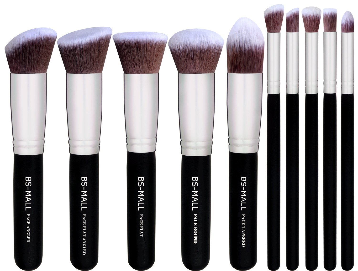 makeup brush set. makeup brush set t