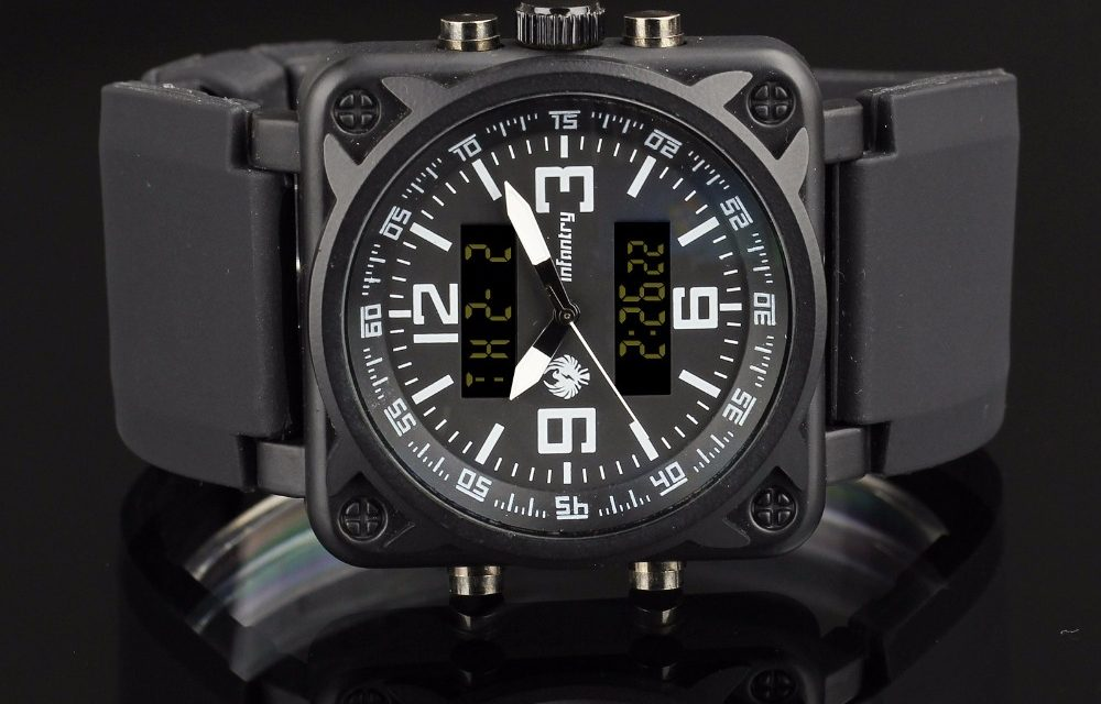 Top 10 Best Sport Watches for Men of 2 2019