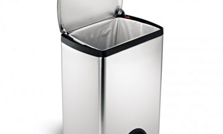 Top 10 Stainless Steel Trash Cans of 2018
