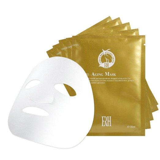 1. ERH Anti-aging Facial Sheet Masks