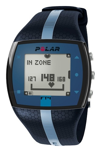 1. Polar FT4 Heart Rate Monitor