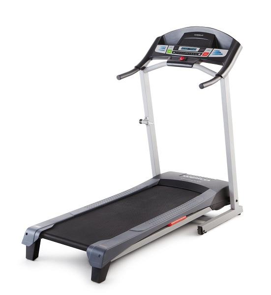 1. Weslo Cadence G 5.9 Treadmill