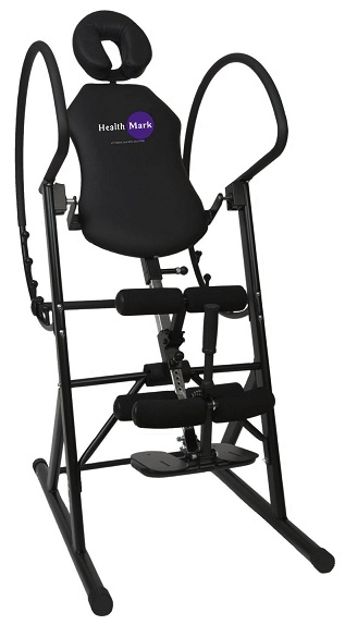 10. Health Mark Pro Max Inversion Therapy Table