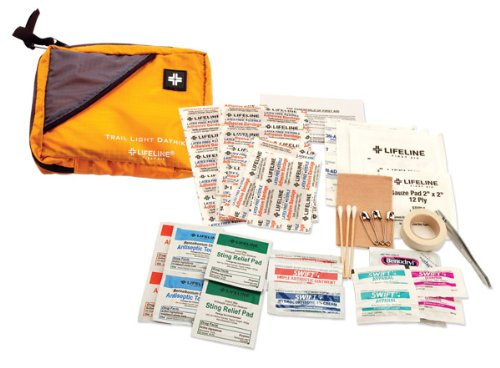 10. Lifeline Trail Light Dayhiker First Aid Kit