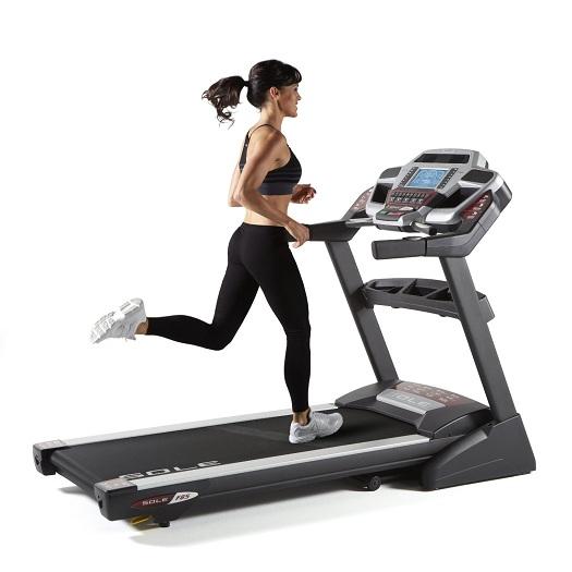 10. Sole F85 Treadmill