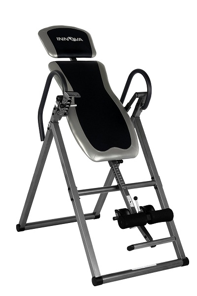 2. Innova ITX9600 Heavy Duty Deluxe Inversion Therapy Table