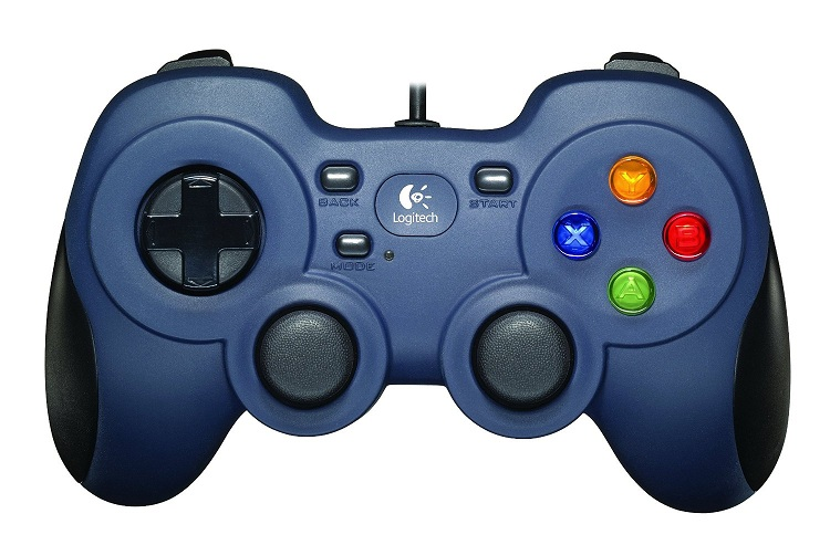 2. Logitech Gamepad F310