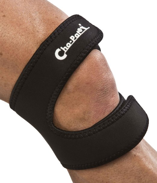 3. Cho-Pat Dual Action Knee Strap
