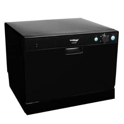 4. Koldfront Countertop Dishwasher