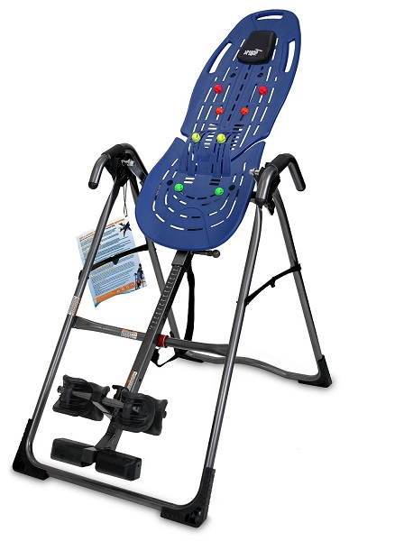 4. Teeter EP-560 Ltd. Inversion Table with Back Pain Relief Kit