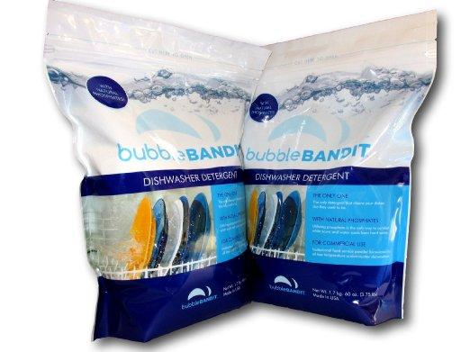 5. Bubble Bandit Dishwasher Detergent