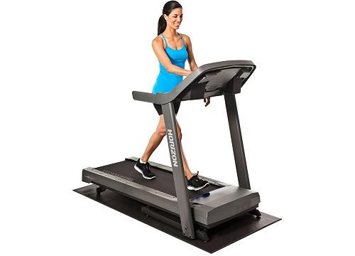 5. Horizon Fitness T101-04 Treadmill