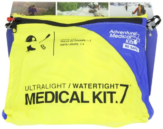 6. Adventure Medical Kits UltraLight & Watertight .7 Kit