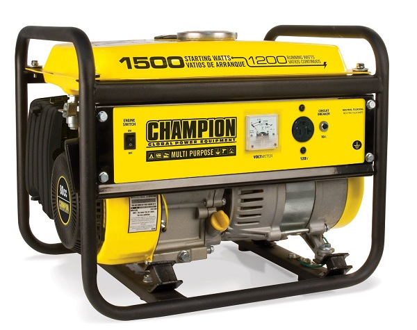6. Champion Power Equipment 42436