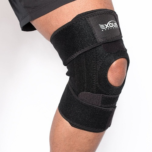 6. EXOUS Bodygear® EX-701 Knee Brace Support