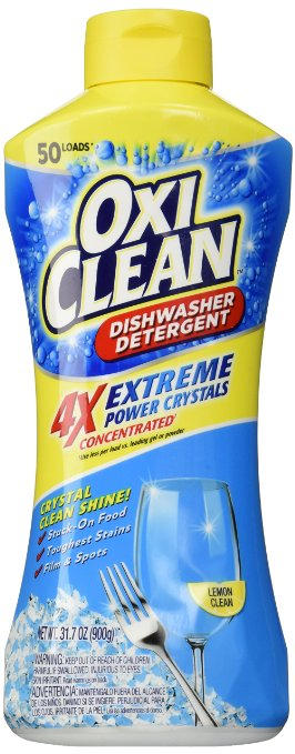 6. OxiClean Dishwasher Detergent