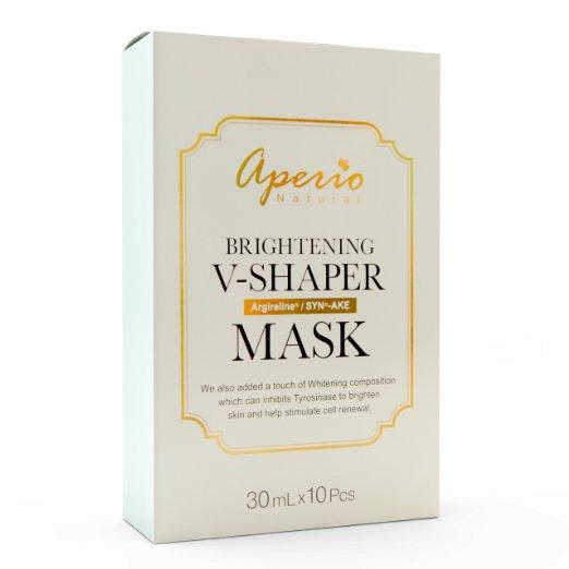7. Aperio Natural Brightening V-Shaper Mask