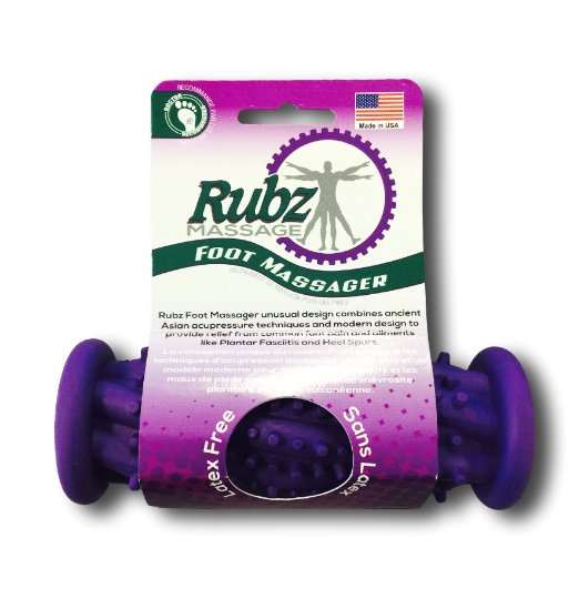 7. Due North Foot Rubz Foot Massage Roller