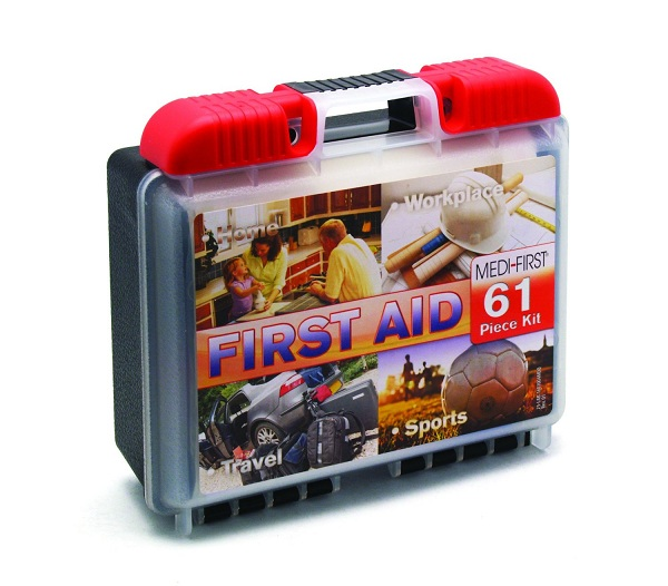 8. Medique 40061 First Aid Kit