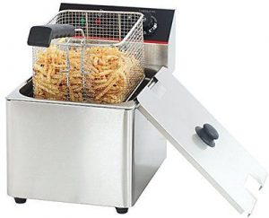 Hakka Commercial Stainless Steel Deep Fryers