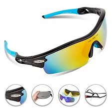 RIVBOS® 805 Polarized Sports Sunglasses Glasses