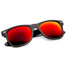 ZeroUV - Flat Matte Reflective Revo Color Lens