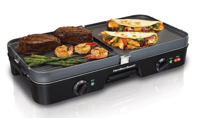 Top 10 Best Electric Grill of 2020