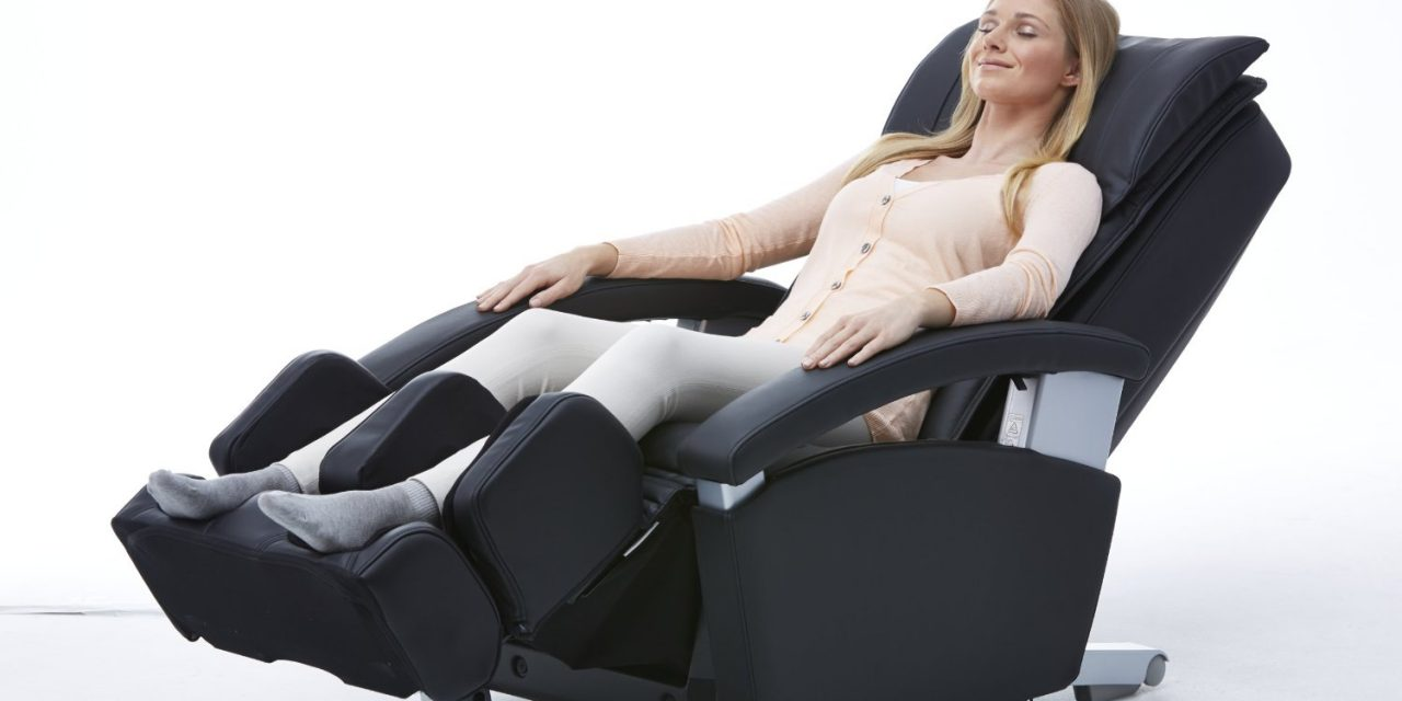 Top 10 Best Massage Chairs of 2019