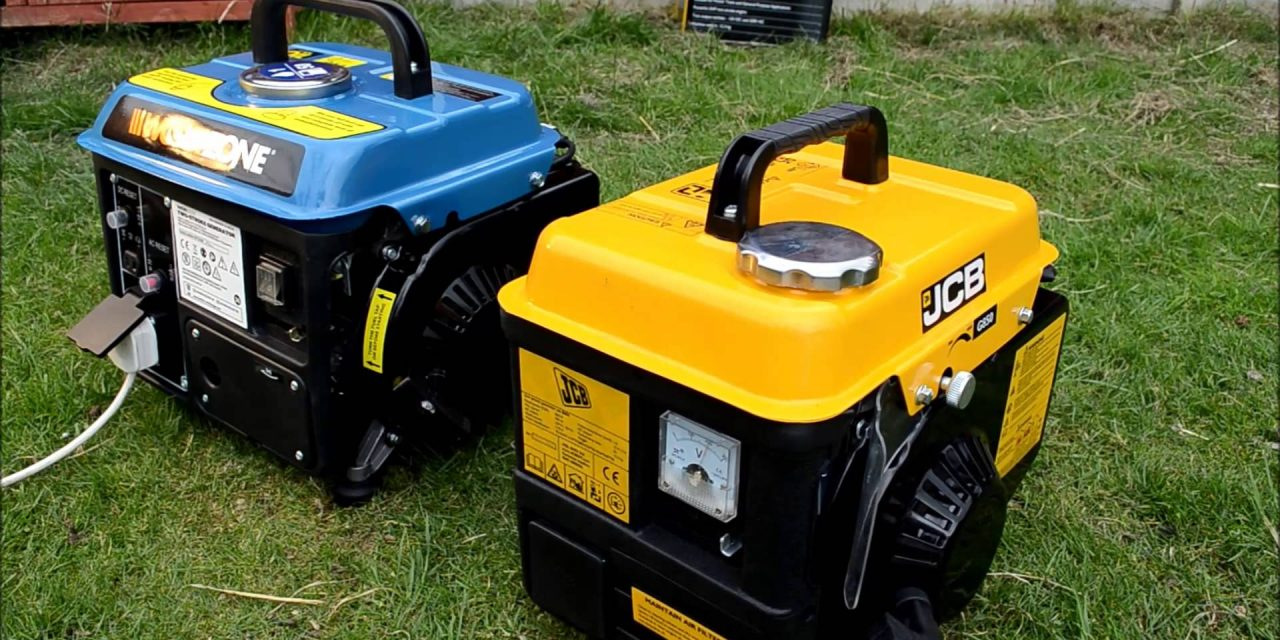 Top 10 Best Portable Generators of 2019