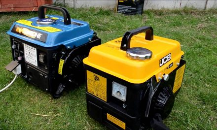 Top 10 Best Portable Generators of 2017