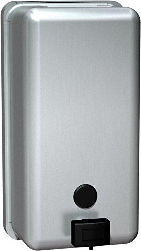 10. ASI 0347 Vertical Soap Dispenser