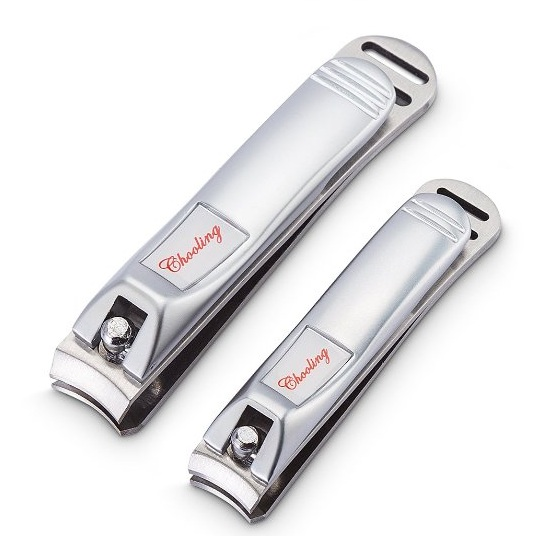 10. Chooling Fingernail & Toenail Clippers Set