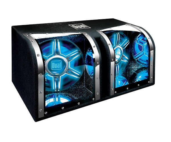 2. Dual BP1204 Illumination Bandpass Subwoofer