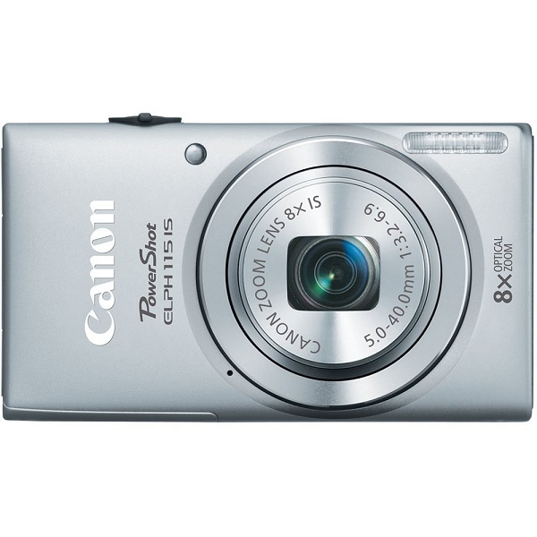 3. Canon PowerShot ELPH 115 Digital Camera
