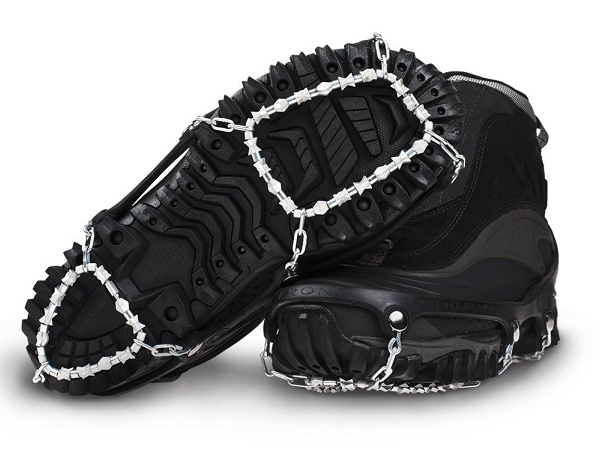 3. ICETrekkers Diamond Grip Traction Cleats