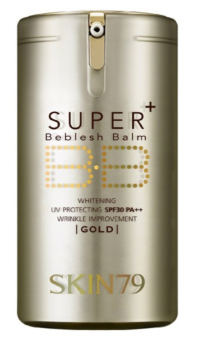3. SKIN79 Super Plus Beblesh Balm Gold